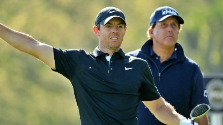McIlroy admits he's only playing for pride as Koepka blitzes PGA field