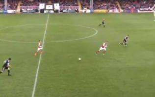 Darragh Markey caps off brilliant counter-attack goal for St. Patrick's Athletic