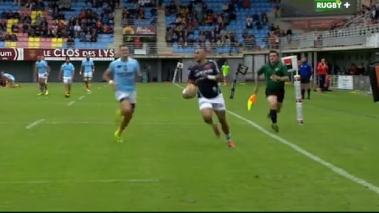 Watch: Simon Zebo scores stunning hat-trick against Perpignan