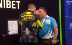 Gerwyn Price reveals what was said in post-match skirmish with Derryman Daryl Gurney