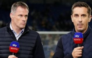 Jamie Carragher asks if Gary Neville has 'the balls' to call Glazers out