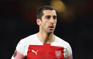 Henrikh Mkhitaryan may miss Europa League final due to political unrest