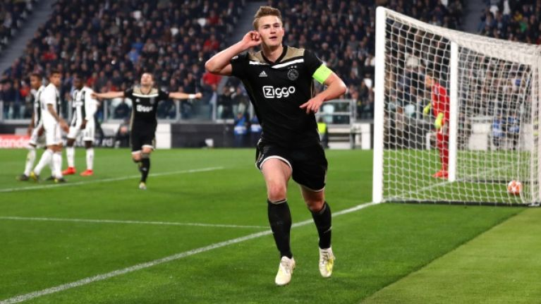 Manchester United turned down chance to sign Matthijs de Ligt over fears he would get fat