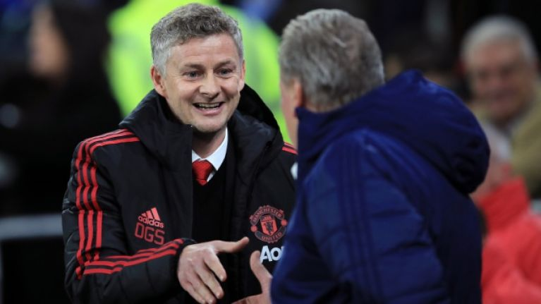 Paul Merson claims Ole Gunnar Solskjaer could be sacked if Man United lose to Cardiff