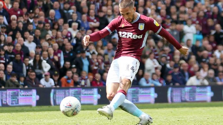 Aston Villa score two in two minutes as West Brom capitulate at Villa Park