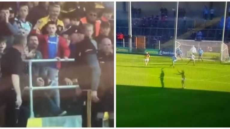 Brian Cody goes berserk at Dublin mentor after he catches quick Kilkenny free