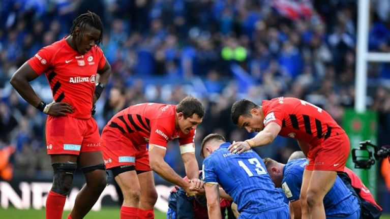 Leinster have found their nemesis, and the next few seasons should be class