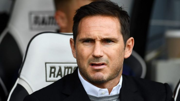 Leeds United fans had a new chant aimed at Frank Lampard after win against Derby