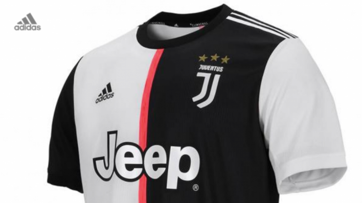 Juventus unveil new kit that breaks from tradition of stripes