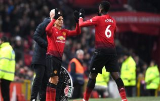 Paul Pogba and Alexis Sanchez's goal bonuses have caused dressing room row at Manchester United