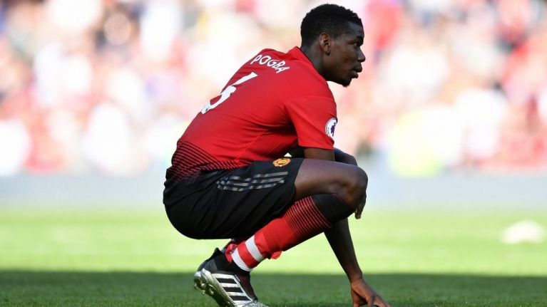 Pogba's interaction with United fans speaks of player who won't be there next season