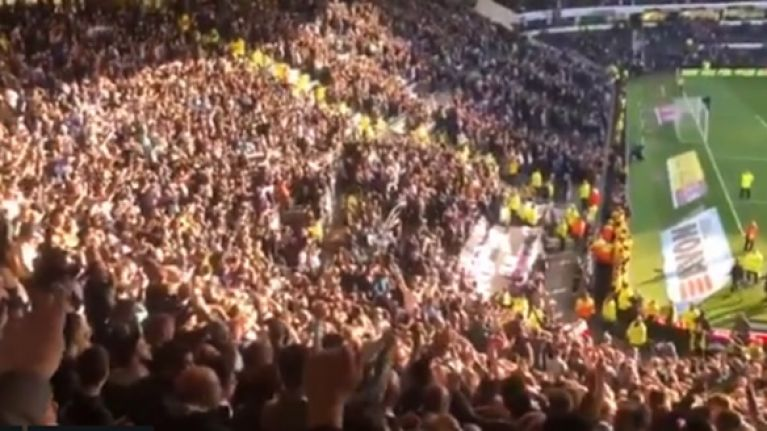 Frank Lampard responds to stop crying song from Leeds fans
