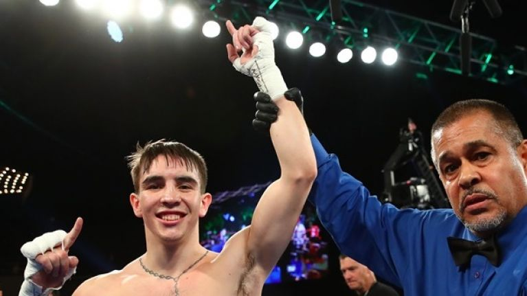 Report: Michael Conlan to fight Olympic opponent in Falls Park