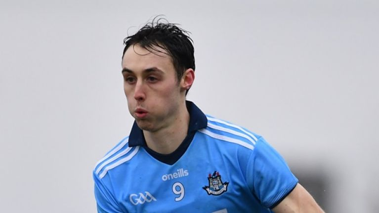 Dublin name team to face Louth in championship opener