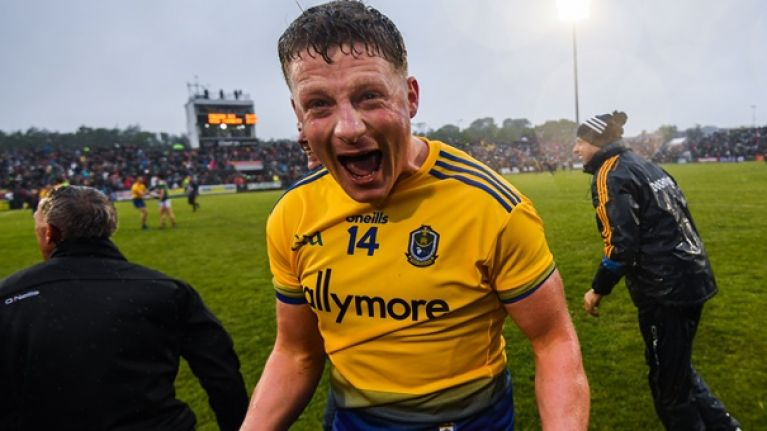 Conor Cox the man as Rossies edge Mayo