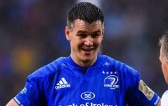 """Johnny Sexton on Jordan Larmour's two """"huge"""" cup final moments"""