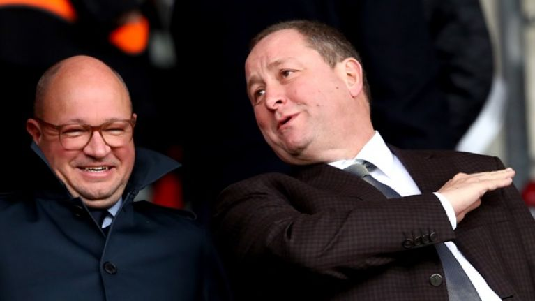 Report: Mike Ashley finalising sale of Newcastle United
