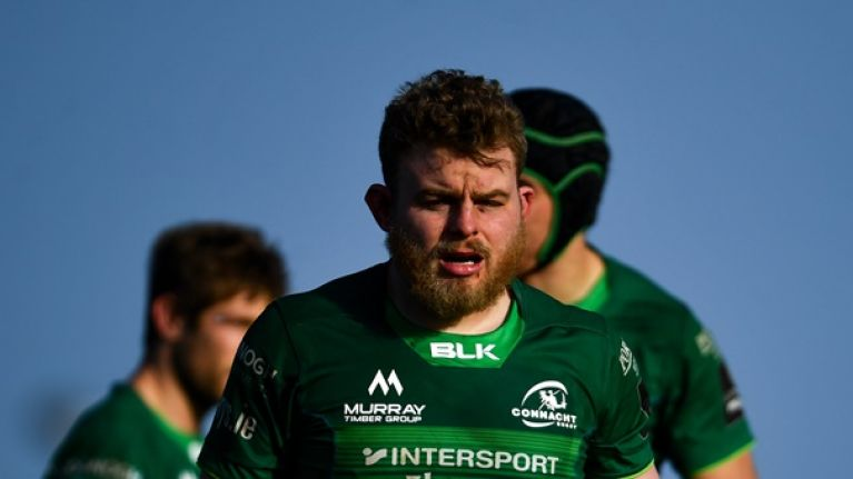 Pat Lam calls on three Connacht players for Barbarians clash with England