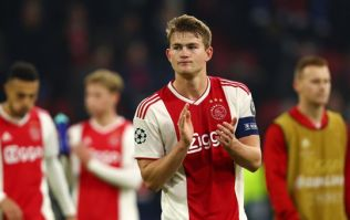 De Ligt says rumours to Manchester United should be taken with 'grain of salt'