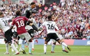 Derby goalkeeper's howler helps send Villa back to the Premier League