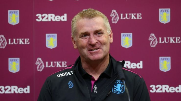 Dean Smith opens up on his father's illness in post-match interview