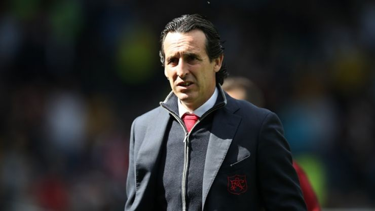 Unai Emery: Arsenal started to lose their competitiveness under Wenger