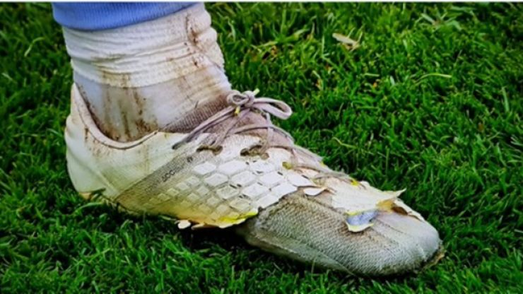 Why Jack Grealish's decided to play in pair a of worn out boots