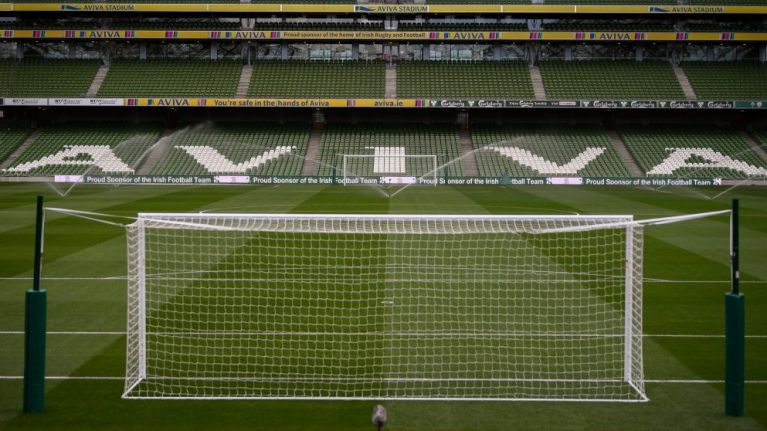 COMPETITION: Play at the Aviva Stadium