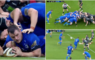 20 phases, 14 players, 116 seconds and one perfect Leinster try