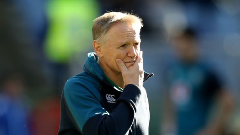 Predicted Ireland Rugby World Cup squad