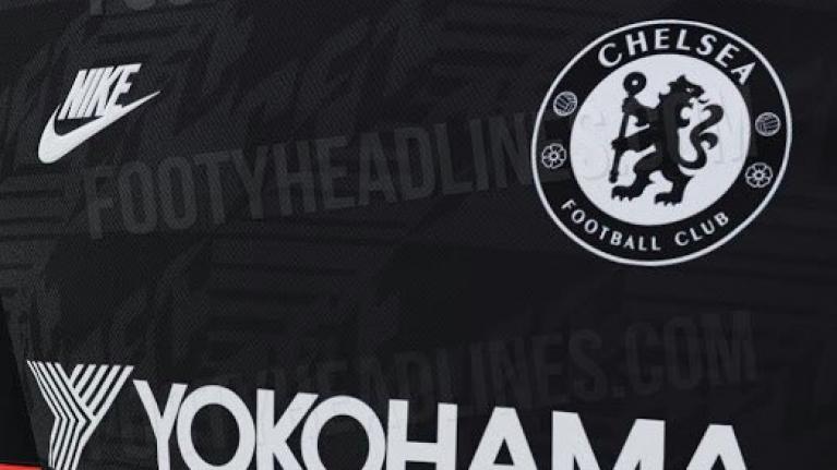 Chelsea's leaked black kit is the stuff of jersey dreams