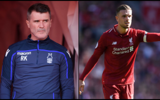 Jordan Henderson wouldn't ask for Messi's jersey because of Roy Keane