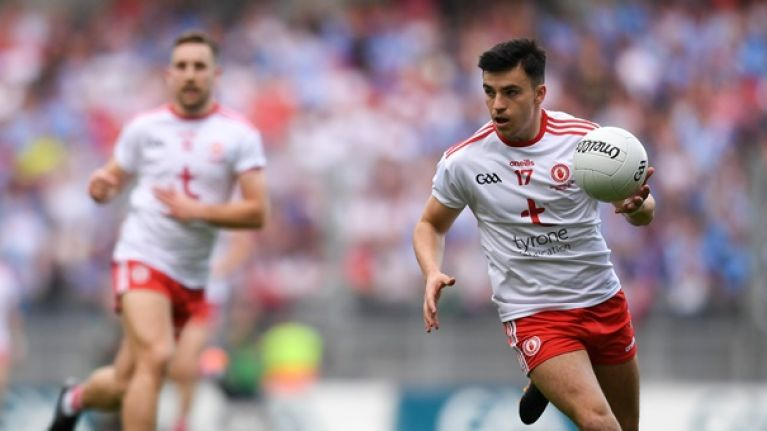 Lee Brennan the latest forward to walk from Tyrone panel