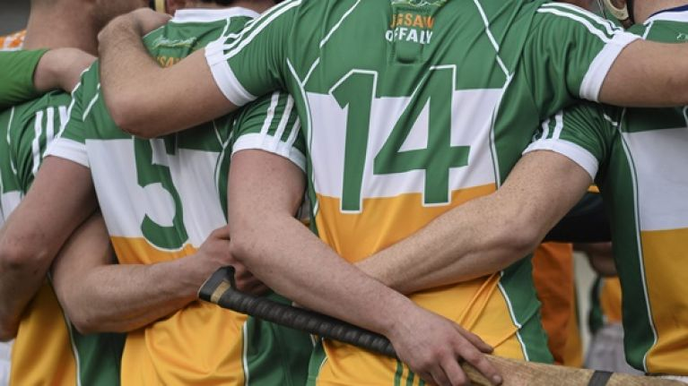 """""""All those excuses go out the window, you do whatever it bloody takes"""" Carroll calls on Offaly players to lead"""