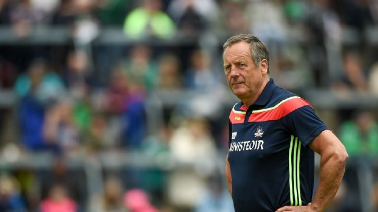 John Meyler: Horgan, Canning and Reid are the best forwards in hurling