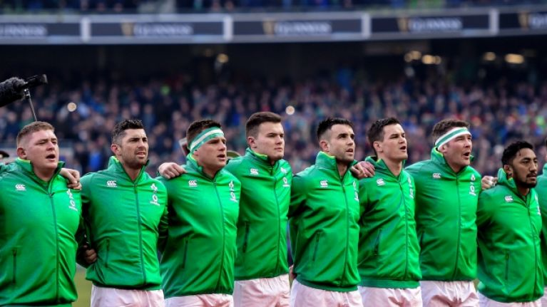Four uncapped players could feature in Ireland's World Cup training squad