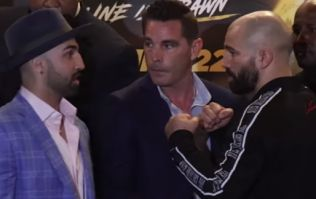 Artem Lobov snaps at Paulie Malignaggi after presser skirmish