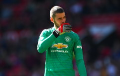 David De Gea reportedly rejects Man United's final contract offer