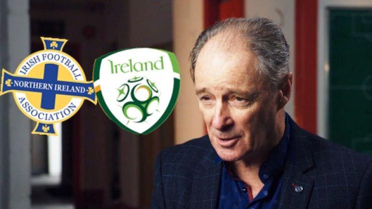 """It would be like turkeys voting for Christmas"" - Brian Kerr on United Ireland football team"