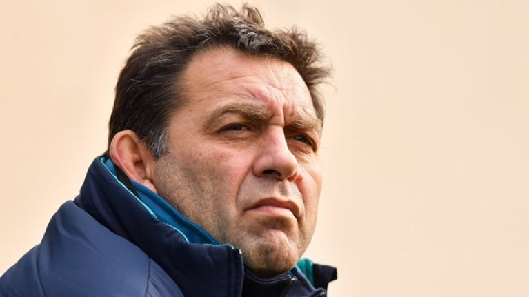 David Nucifora's transformation of Irish Rugby