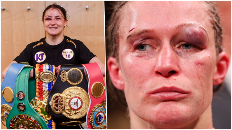 Delfine Persoon's decision to appeal Katie Taylor victory the right thing to do