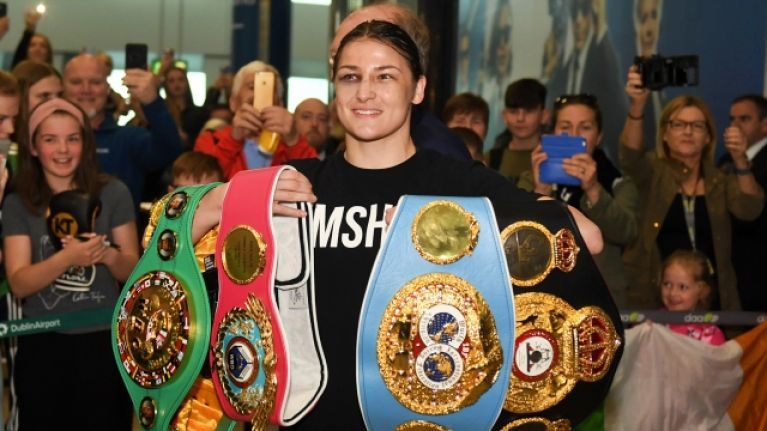 'People that have never boxed a day in their life are saying she was robbed' - Lydia Des Dolles