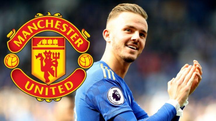 Man United reportedly lining up huge bid for James Maddison