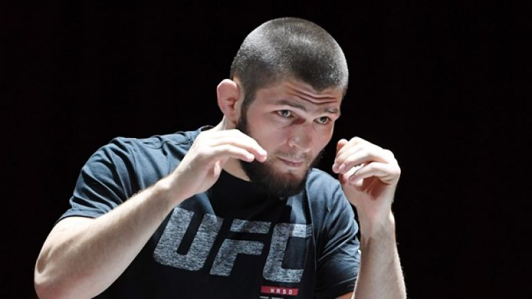 UFC confirm Khabib Nurmagomedov's next lightweight title fight