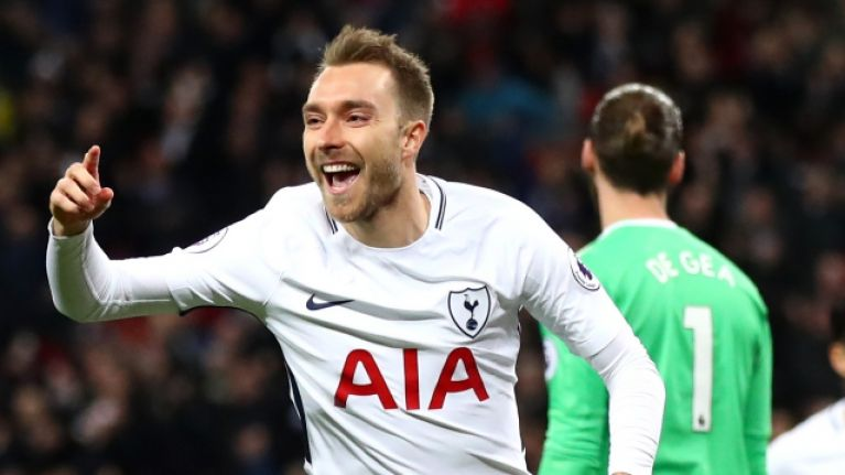 Christian Eriksen confirms he wants to leave Spurs for 'something new'