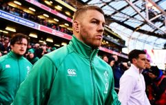 Sean O'Brien will never play for Ireland again, but he could be a Lion