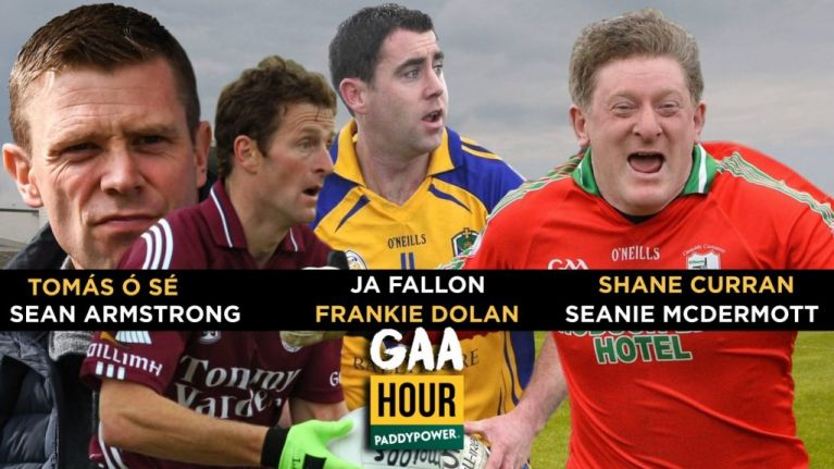 The GAA Hour is coming to Roscommon for a Connacht final preview