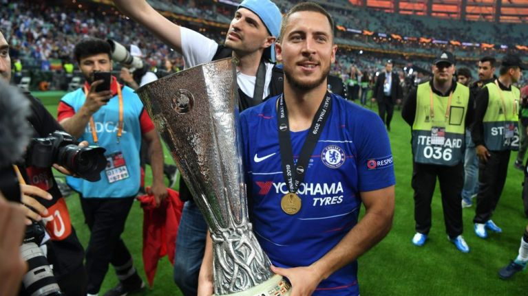 Eden Hazard to Real Madrid 'imminent' after €100m deal reportedly agreed