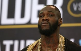Deontay Wilder rips Eddie Hearn for 'milking' Anthony Joshua