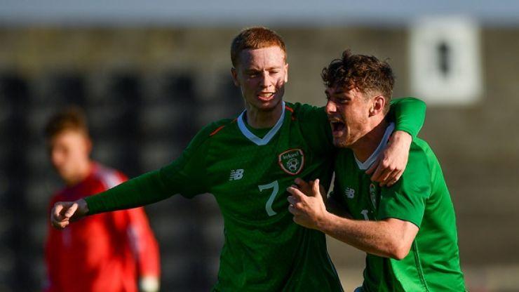 Liverpool confirm the release of Ireland underage trio